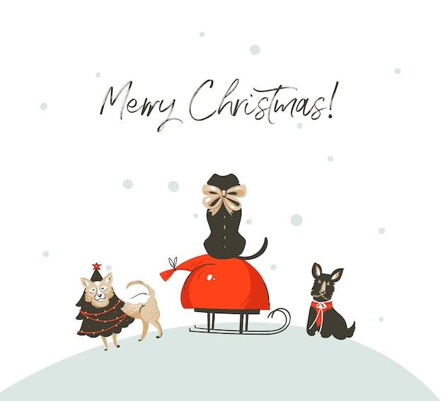 Ручной обращается открытка, с рождеством христовым тема.