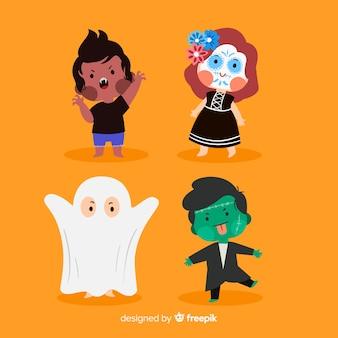 Ручной обращается хэллоуин малыш коллекции