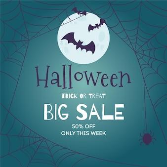 Ручной обращается хэллоуин продажа