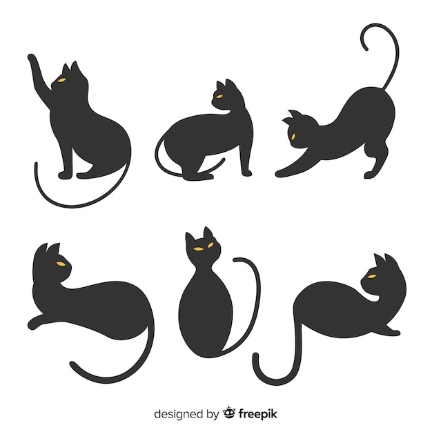 graphic about Free Printable Forest Animal Silhouettes named Animal Silhouettes Vectors, Illustrations or photos and PSD data files Absolutely free Obtain