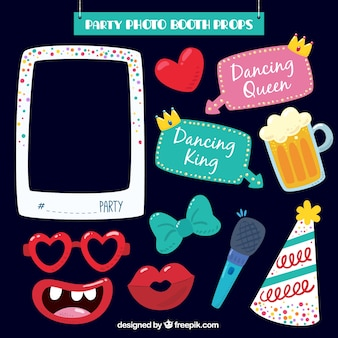 Photo Booth Props Vectors Photos And Psd Files Free Download