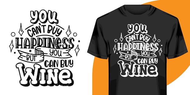 Рисованной надписи дизайн футболки