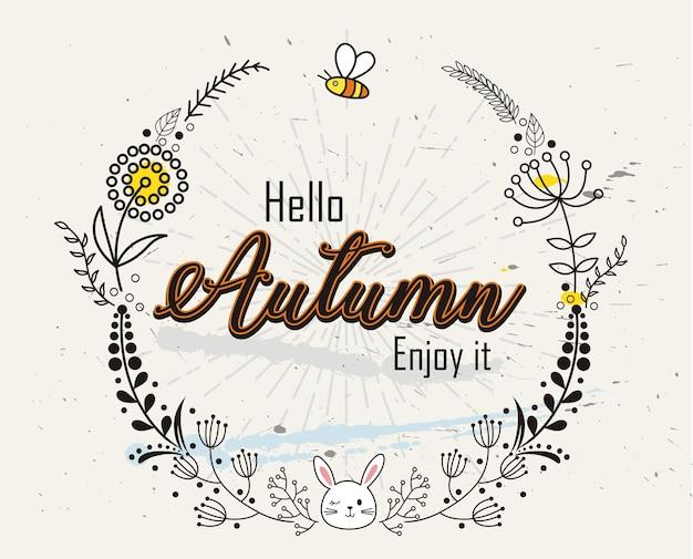 Ручная работа hello autumn понравится