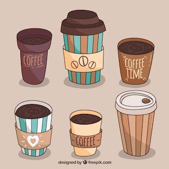 Кофейная чашка ручной работы