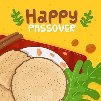 Hand drawn passover