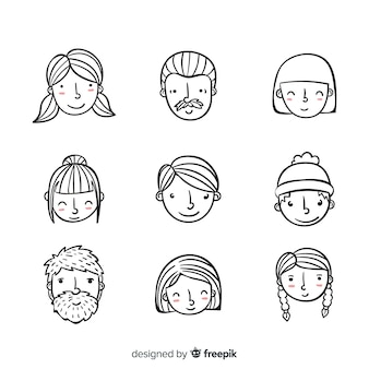 Hand Drawn Vectors, Photos and PSD files | Free Download