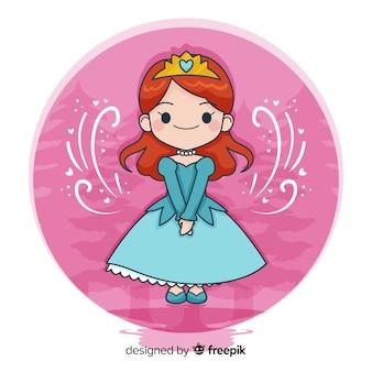 Ручной обращается принцесса фон