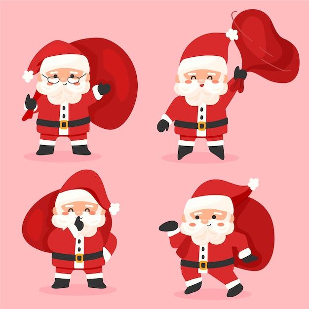 Santa Claus Vectors, Photos and PSD files
