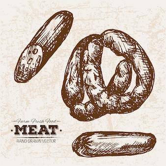 Колбасы ручной работы