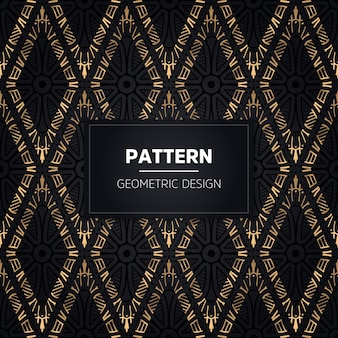 Hand drawn seamless pattern. vintage decorative elements.