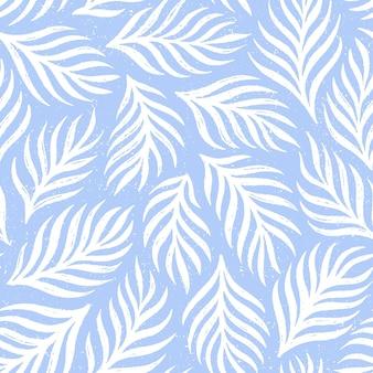 꽃과 함께 손으로 그린 완벽 한 패턴입니다. 종이 및 선물 포장에 대 한 다채로운 꽃 그림. 패브릭 인쇄 질감 디자인. 창의적인 세련된 배경.