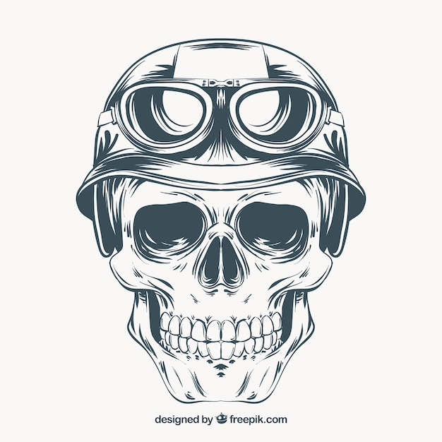 skull vectors photos and psd files free download rh freepik com vector skull indian - 25xeps vector skull head