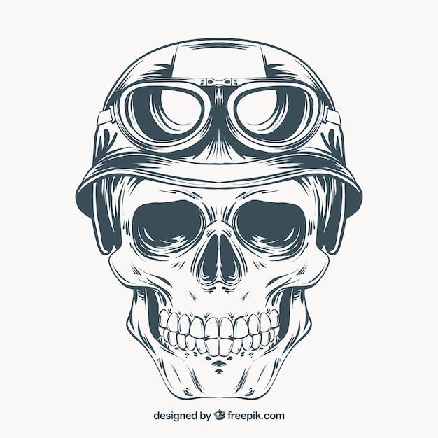 skull vectors photos and psd files free download rh freepik com skull vectors free skull vectors free