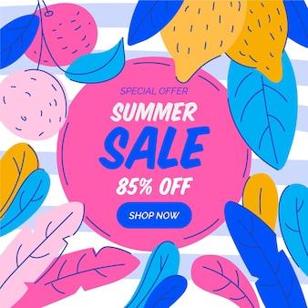 Ручной обращается летняя распродажа