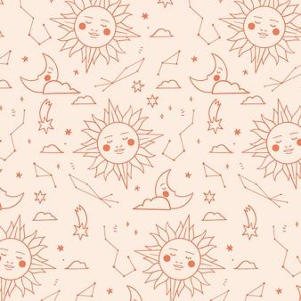 Вручите оттянутый образец солнца