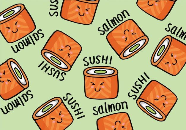 手描き寿司
