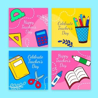 手描きの先生の日のinstagramの投稿コレクション