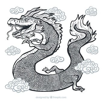 d061556297330 Dragon Tattoo Vectors, Photos and PSD files | Free Download