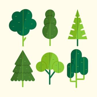 Ручной обращается тип деревьев