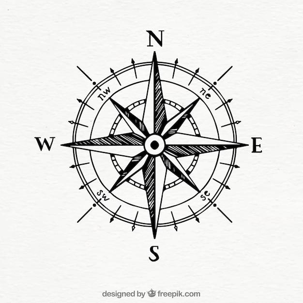 compass vectors photos and psd files free download rh freepik com compass vector art free vector gps compass