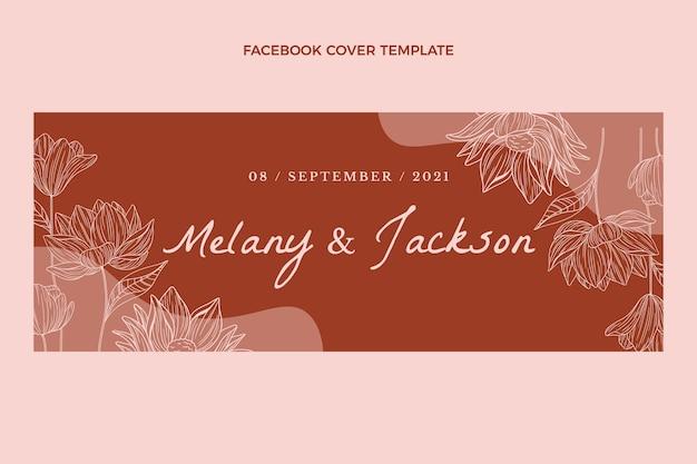 Свадебная обложка facebook