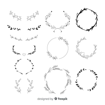 Free Wreathe Vectors 44 000 Images In Ai Eps Format