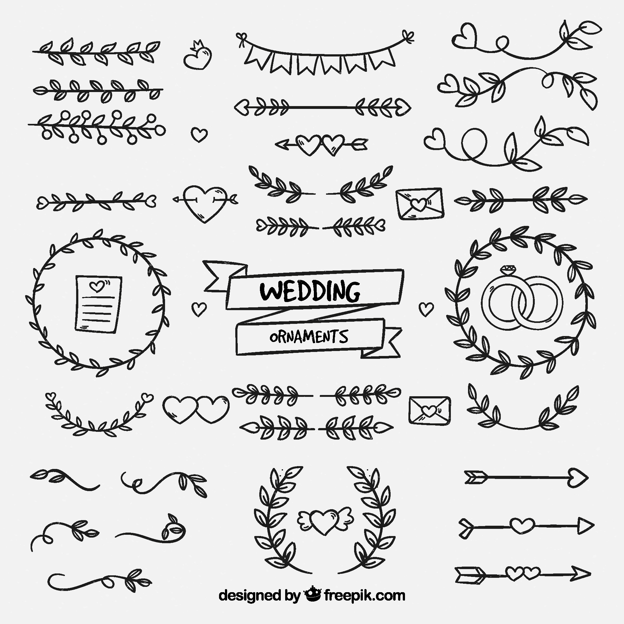 Wedding Vectors 22 900 Free Files In Ai Eps Format