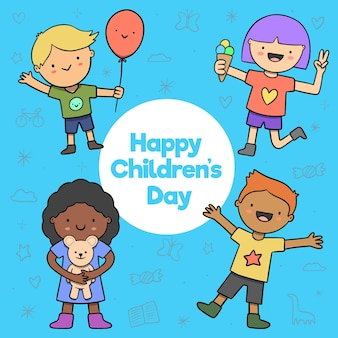Всемирный день защиты детей