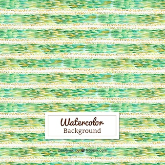 Hand painted green background in abstract style