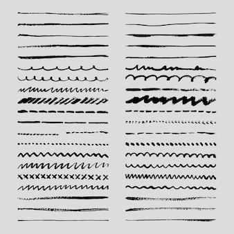 手描き筆コレクション