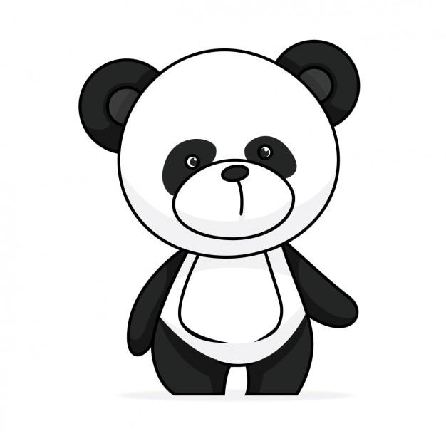 panda vectors photos and psd files free download rh freepik com panda vectoriel panda vector png