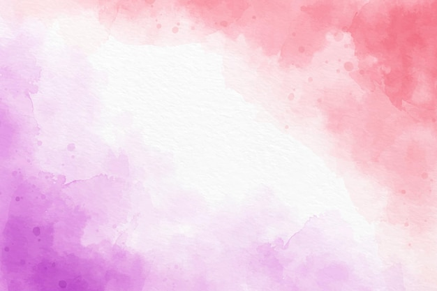 Hand painted watercolor abstract background