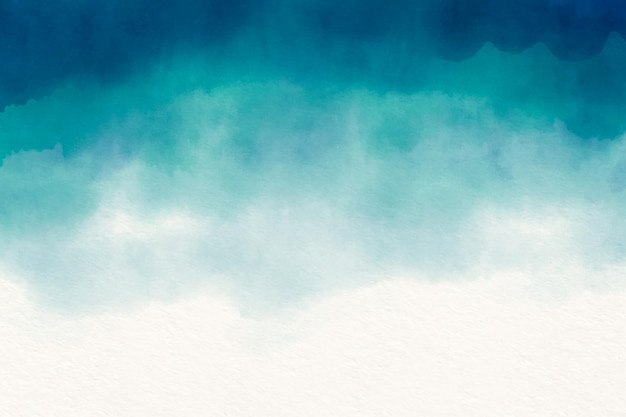 Acquerello dipinto a mano acquerello astratto sfondo Vettore gratuito