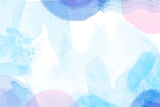 手描きの水彩画抽象的な水彩画の背景