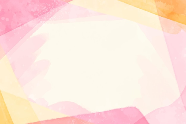 Hand painted watercolor abstract watercolor background