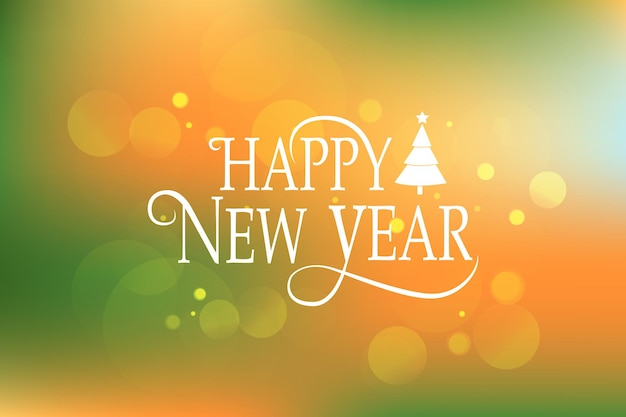 손으로 스케치한 새해 복 많이 받으세요 로고, 배지 및 아이콘 인쇄술. 새해 인사말 카드 서식 파일에 대한 새해 복 많이 받으세요의 손으로 그린 글자. 새 해 복 많이 받으세요 배너, 전단지