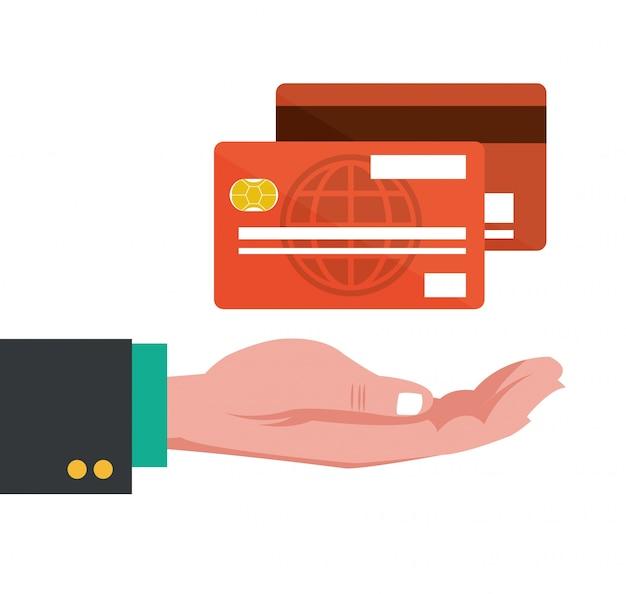 クレジットカードバンキングの手
