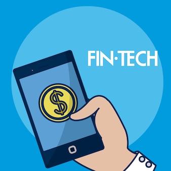 スマートフォン、ベクトル、イラスト、グラフィック、デザイン、お金
