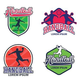 Логотип гандбола