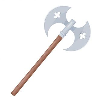 Handed axe viking