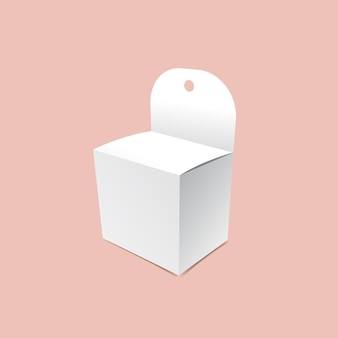 Подвесной макет мини-коробки