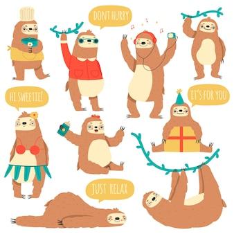 Висячие ленивцы