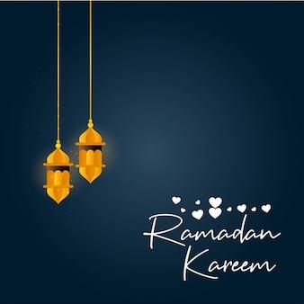 Hangning lantern