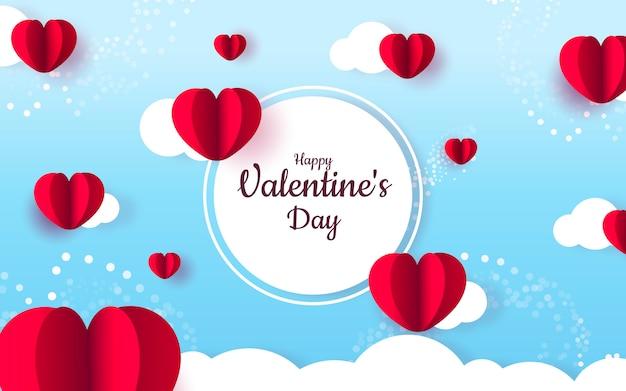Happe valentine's day background