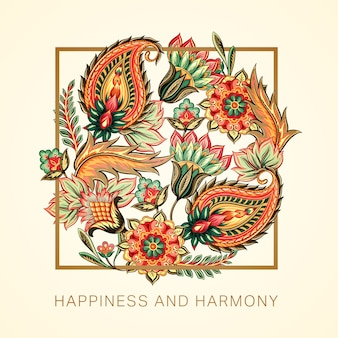 Happiness and harmony