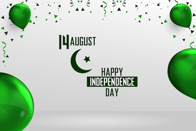 Happy 14 august pakistani independence day