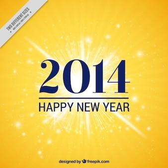 Happy 2014 card