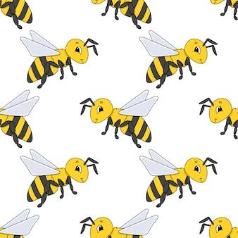 Счастливая пчела