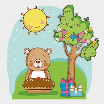 Happy birthday card cartoons