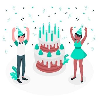С днем рождения концепции иллюстрации